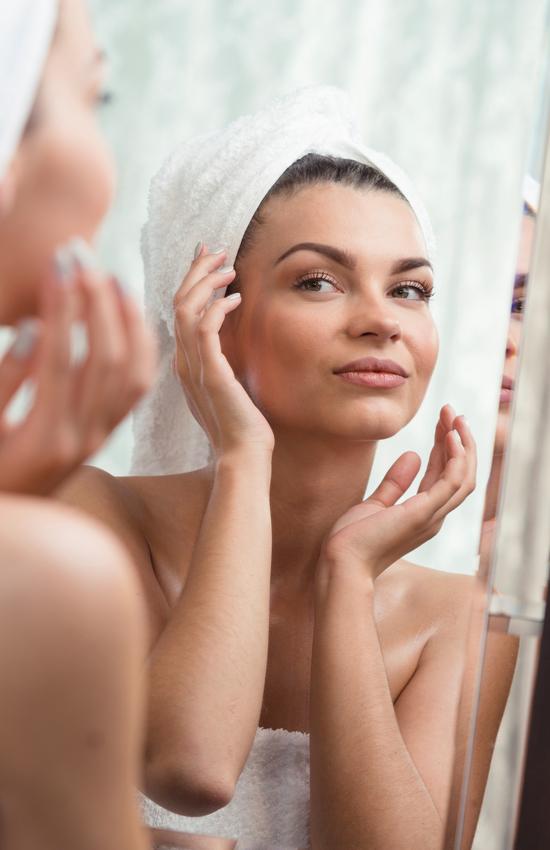 BONECO woman mirror