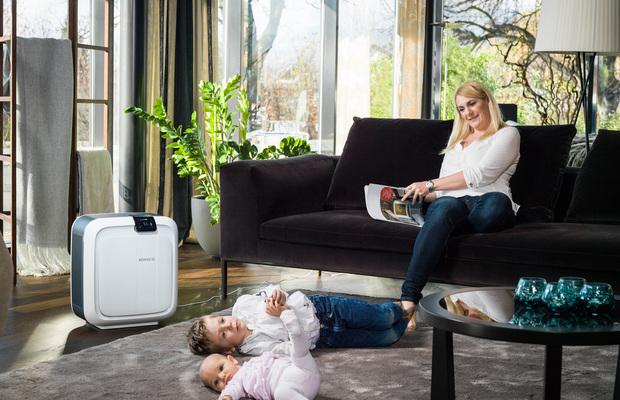 H680 HYBRID Air Washer BONECO Livingroom Child