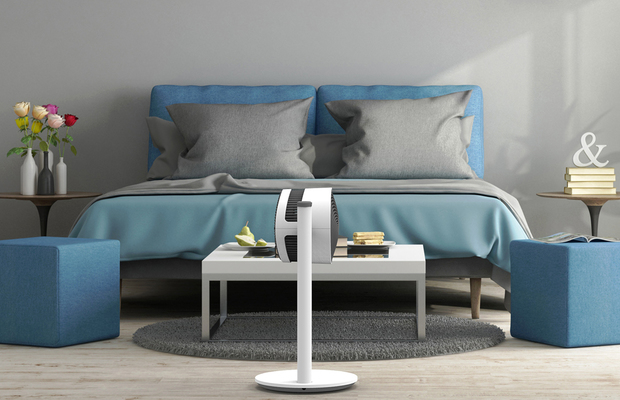 F120 Air Shower Fan BONECO Bed Room