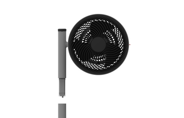 F225_BONECO_Air_Shower_Fan_Details_head_split_pole