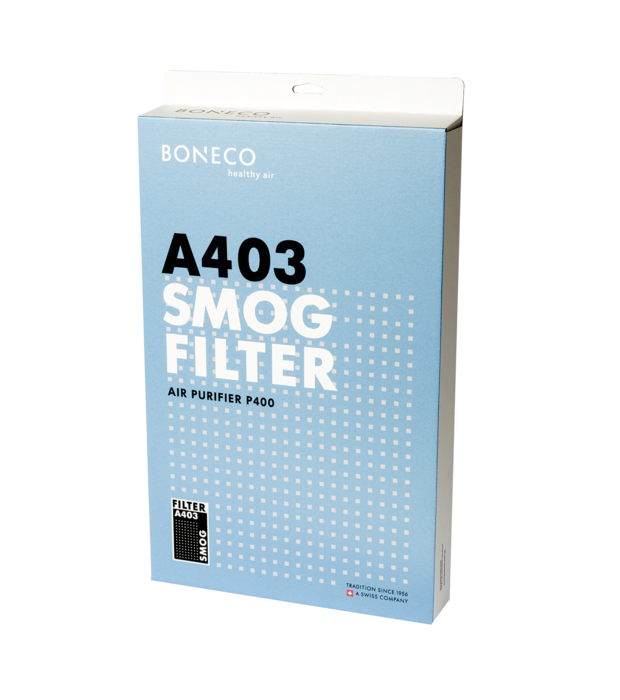A403 BONECO SMOG Filter Packaging