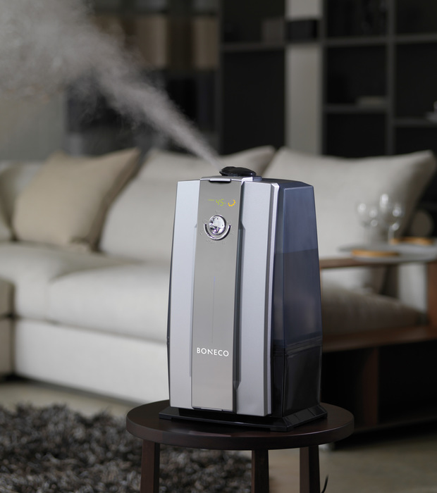 7142 Ultrasonic Humidifier BONECO Living Room