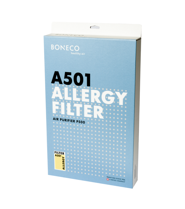 A501 BONECO ALLERGY Filter P500 Packaging