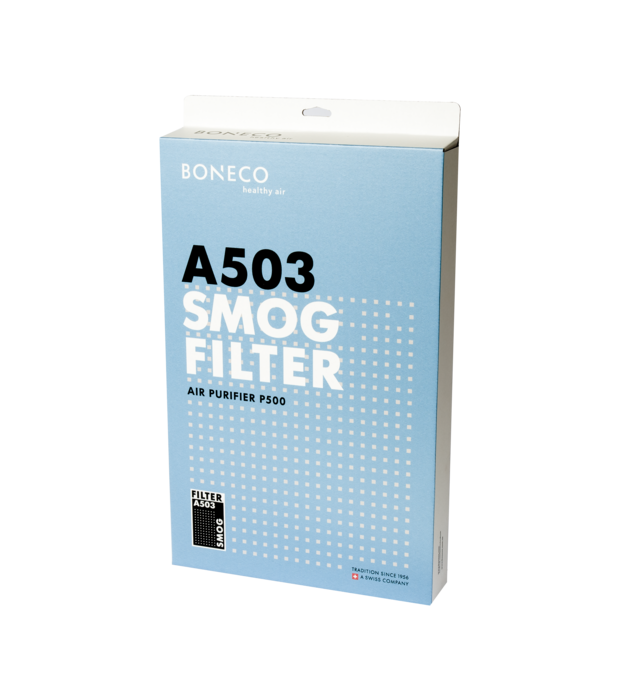 A503 BONECO P500 SMOG Filter Packaging